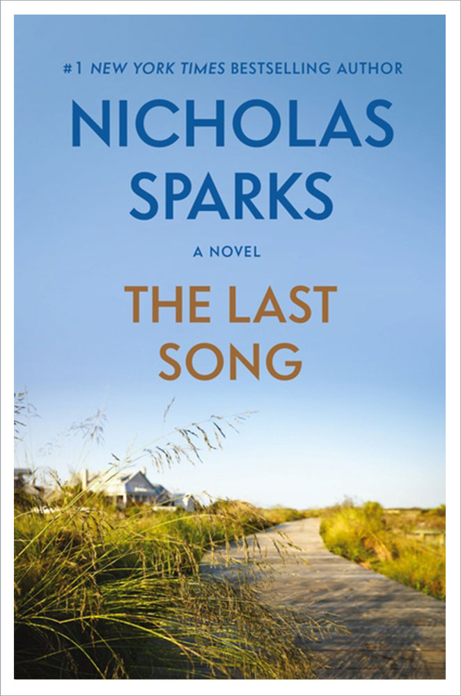nicholas sparks research paper Through many of the novels author nicholas sparks has written, many would wonder where his journey of writing first took off nicholas sparks was born into a small.