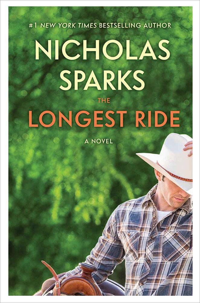 Longest Ride Book