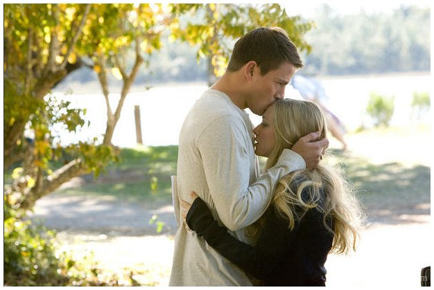 Still from Dear John