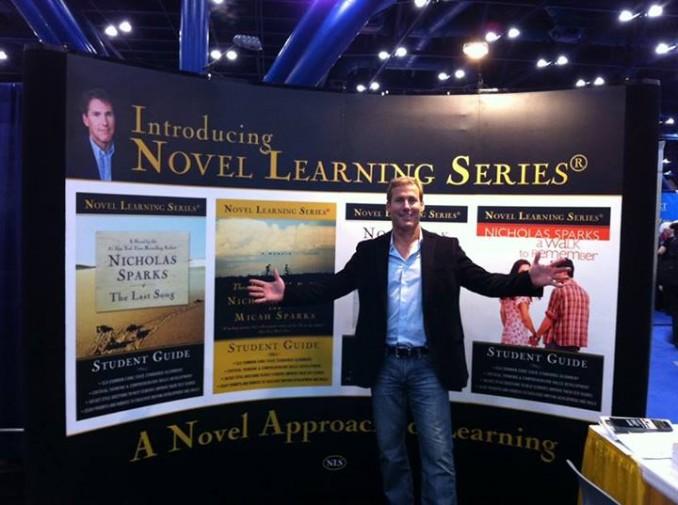 Novel Learning Series visits Boston