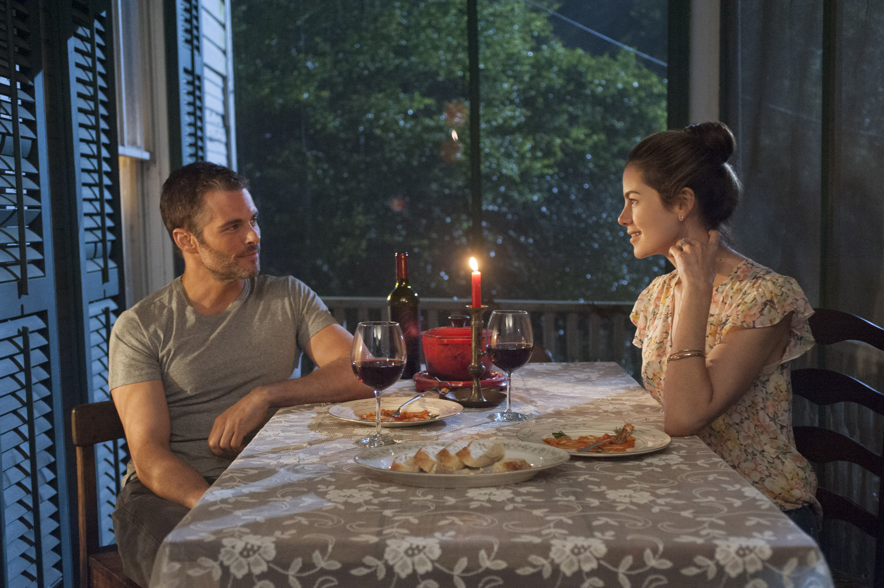 Still from The Best of Me