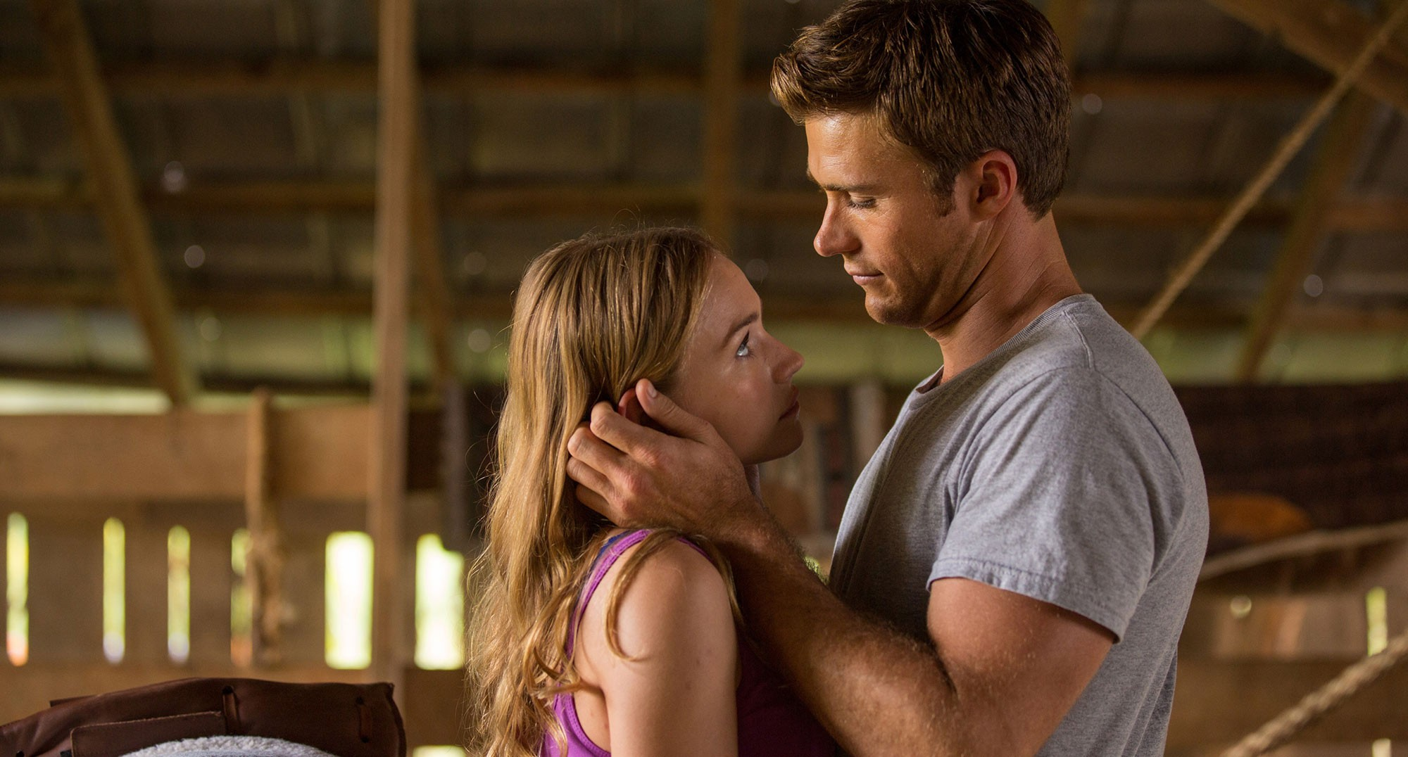 Still from The Longest Ride