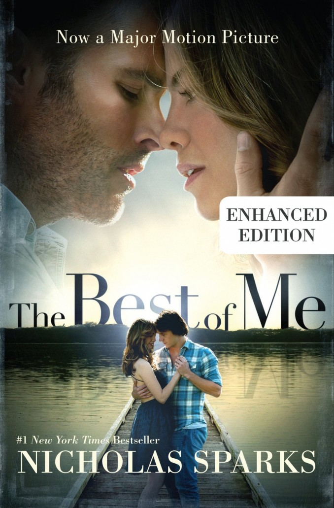 The Best of Me, Enhanced Ebook is out today!
